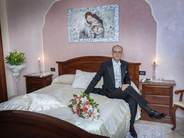 Il matrimonio di Giuseppe e Carolina a Valledolmo, Palermo 8