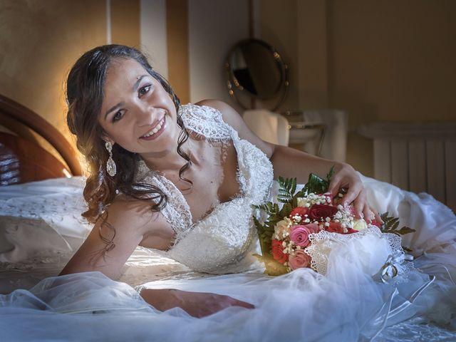 Il matrimonio di Giuseppe e Carolina a Valledolmo, Palermo 14