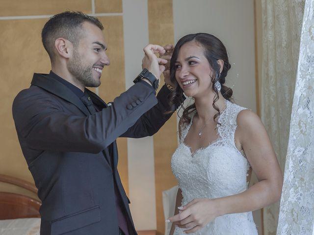 Il matrimonio di Giuseppe e Carolina a Valledolmo, Palermo 21