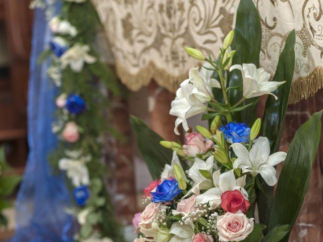 Il matrimonio di Giuseppe e Carolina a Valledolmo, Palermo 24