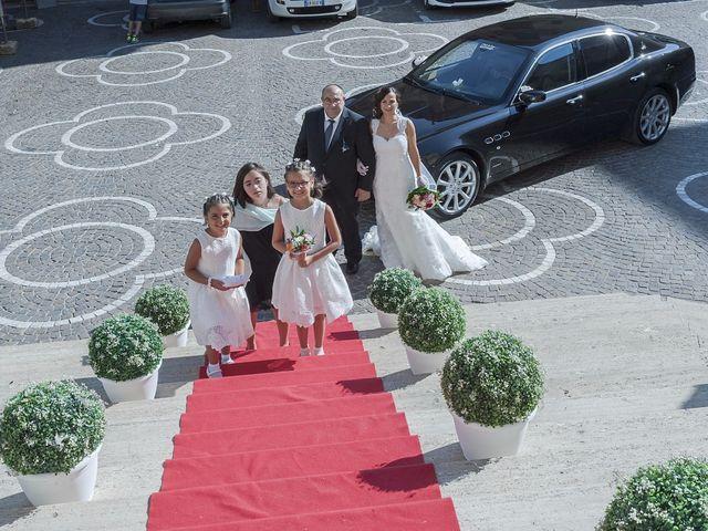 Il matrimonio di Giuseppe e Carolina a Valledolmo, Palermo 27