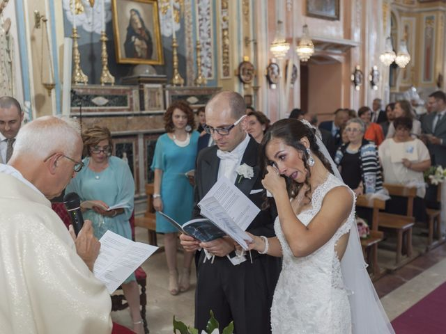 Il matrimonio di Giuseppe e Carolina a Valledolmo, Palermo 29