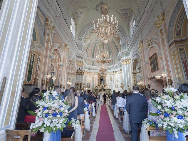 Il matrimonio di Giuseppe e Carolina a Valledolmo, Palermo 30