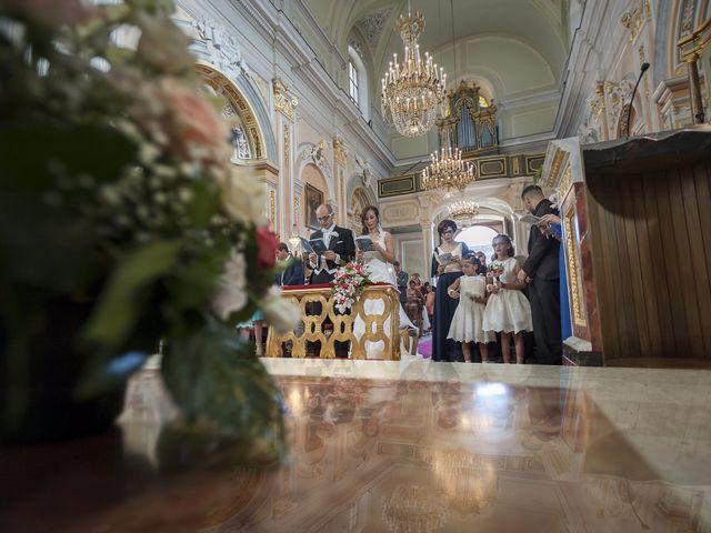 Il matrimonio di Giuseppe e Carolina a Valledolmo, Palermo 31