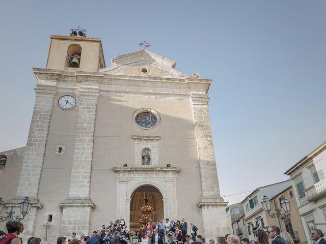 Il matrimonio di Giuseppe e Carolina a Valledolmo, Palermo 32