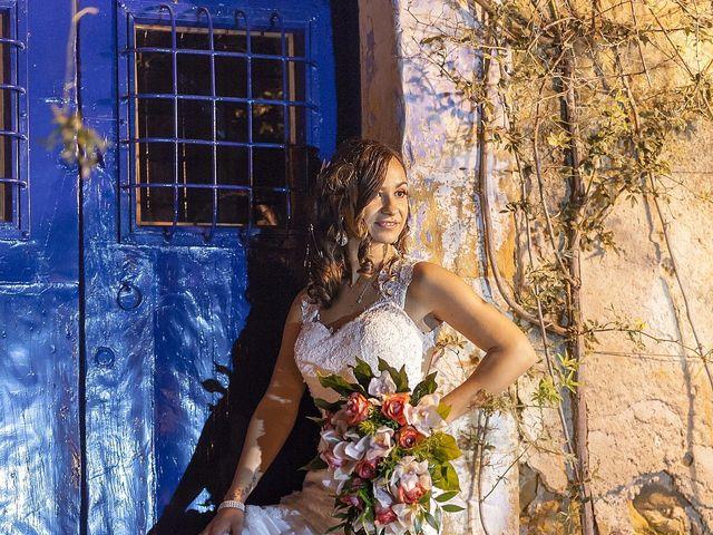 Il matrimonio di Giuseppe e Carolina a Valledolmo, Palermo 35