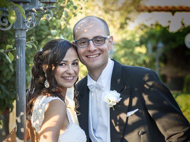 Il matrimonio di Giuseppe e Carolina a Valledolmo, Palermo 36