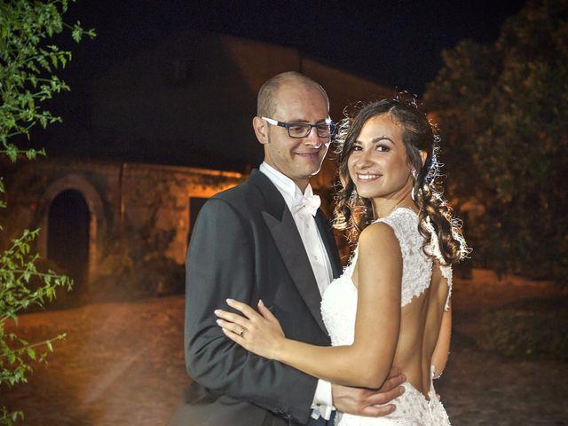 Il matrimonio di Giuseppe e Carolina a Valledolmo, Palermo 42