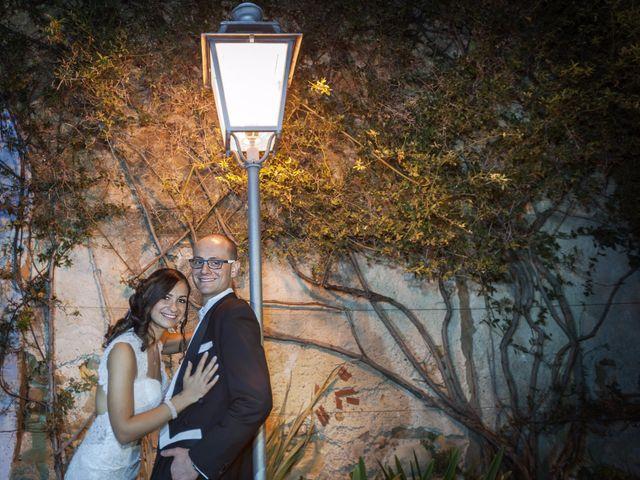 Il matrimonio di Giuseppe e Carolina a Valledolmo, Palermo 44