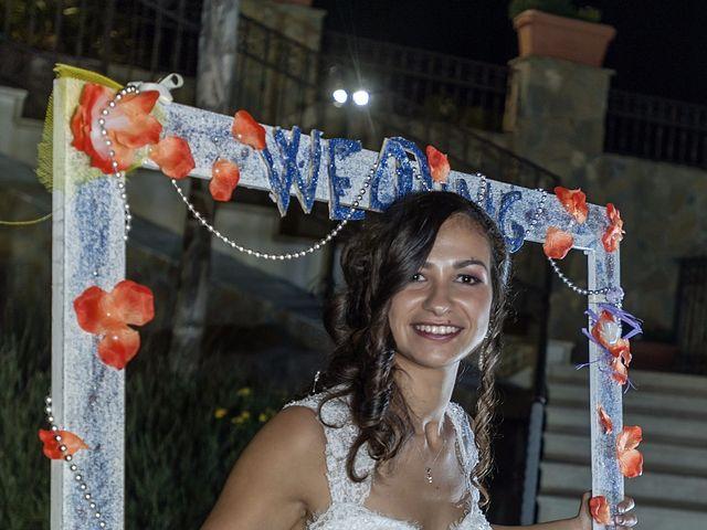Il matrimonio di Giuseppe e Carolina a Valledolmo, Palermo 45