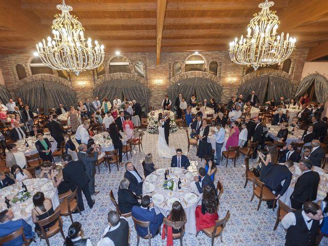 Il matrimonio di Giuseppe e Carolina a Valledolmo, Palermo 47