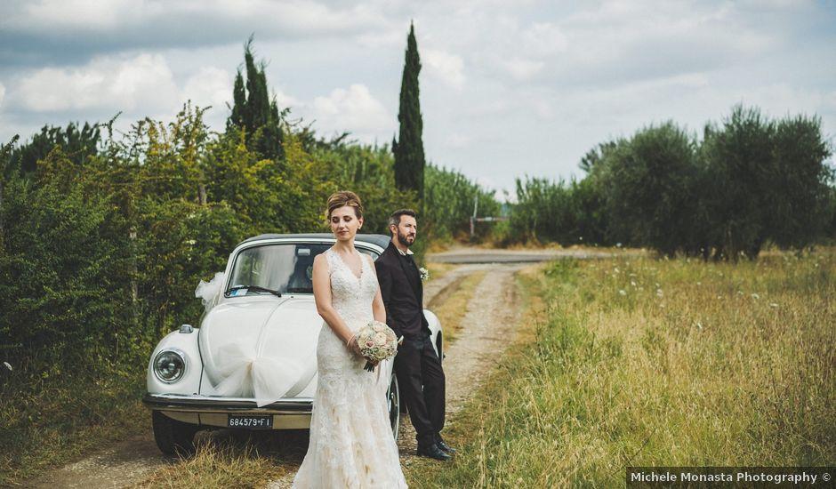 Il matrimonio di Stefano e Martina a Firenze, Firenze