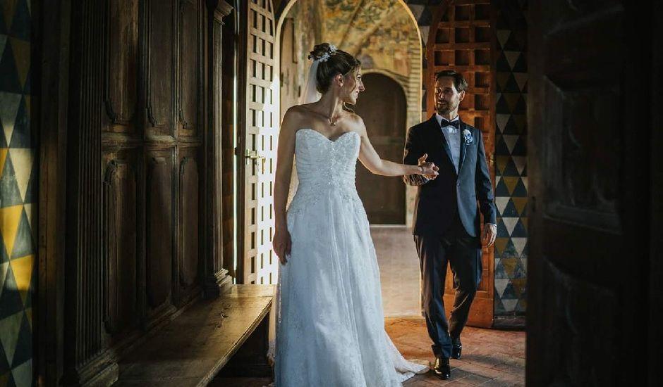 Il matrimonio di Elia e Senia a Tavoleto, Pesaro - Urbino