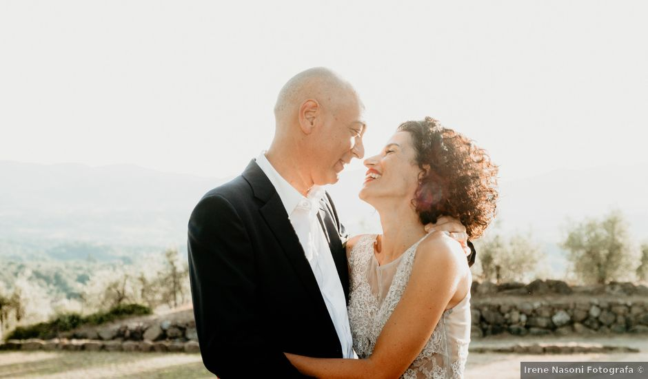 Il matrimonio di Manuele e Irene a Pontassieve, Firenze
