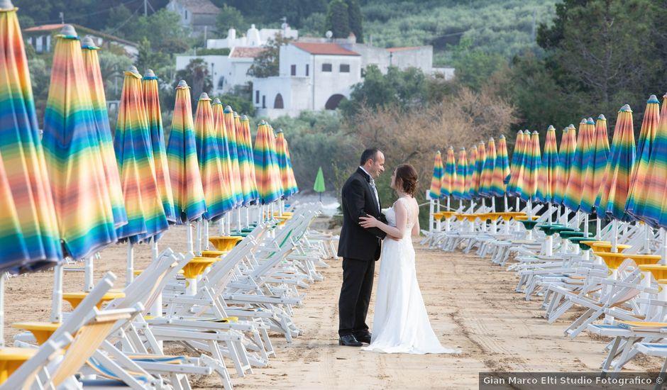 Il matrimonio di Nicola e Simona a Casalbordino, Chieti