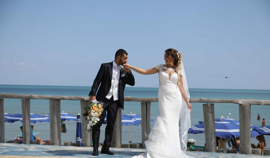 Il matrimonio di Antonio e Rosa a Palagiano, Taranto