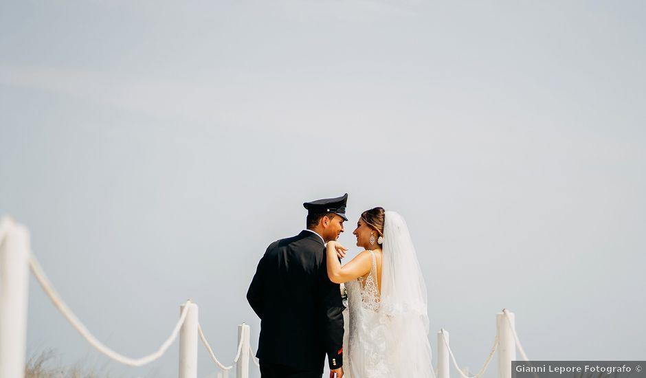 Il matrimonio di Vincenzo e Claudia a Campomarino, Campobasso