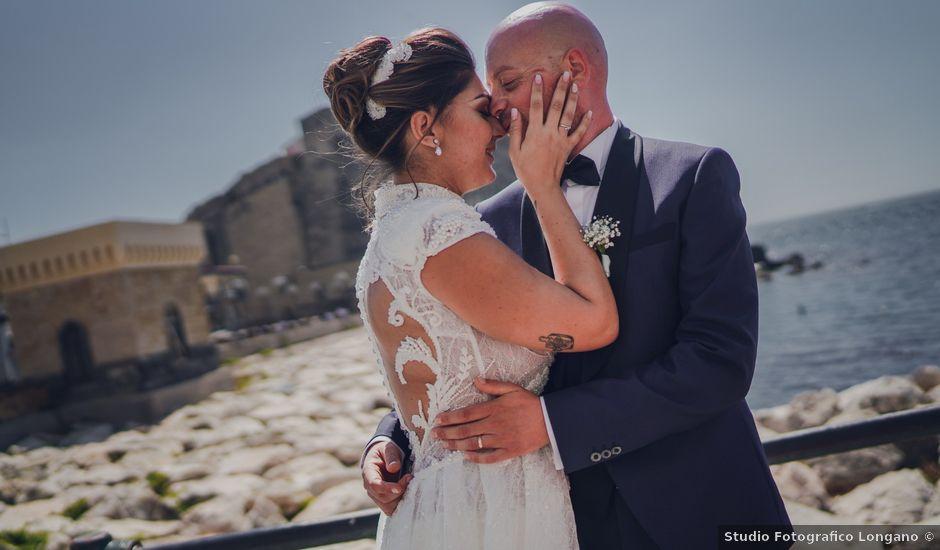 Il matrimonio di Angela e Gennaro a Ercolano, Napoli