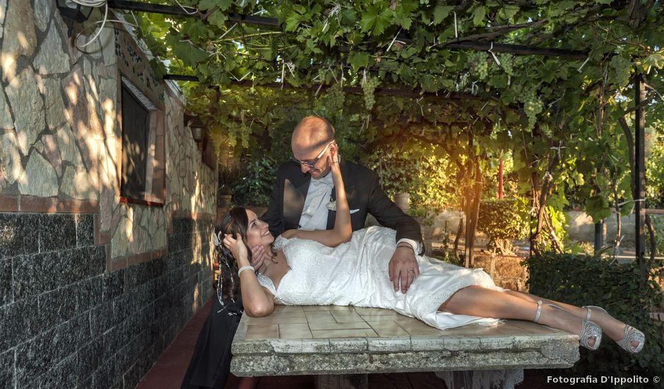 Il matrimonio di Giuseppe e Carolina a Valledolmo, Palermo