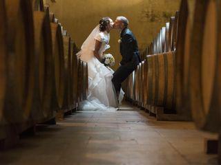 Le nozze di Letizia e Moreno