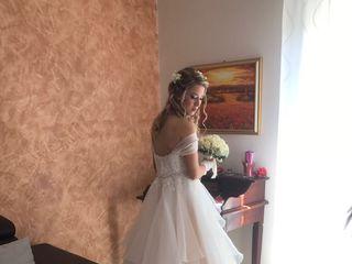 Le nozze di Eva e Mario  1