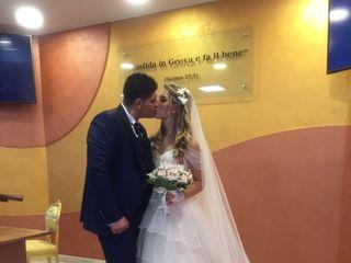 Le nozze di Eva e Mario