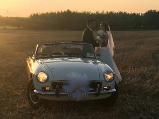 Le nozze di Lorena e Adriano
