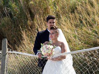 Le nozze di Rita e Mattia