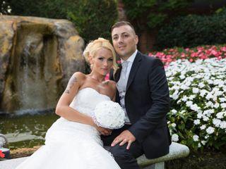 Le nozze di Alexandra e Pasquale