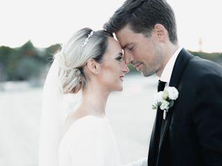 Le nozze di Donatella e Maurizio