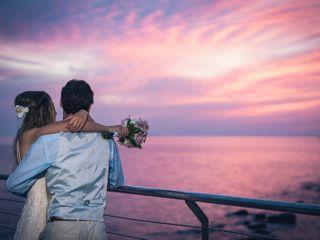 Le nozze di Gabriel e Tany