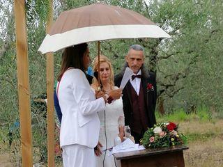 Le nozze di Monica  e Lorenzo  1