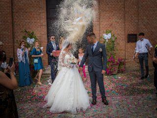 Le nozze di Nina e Erik