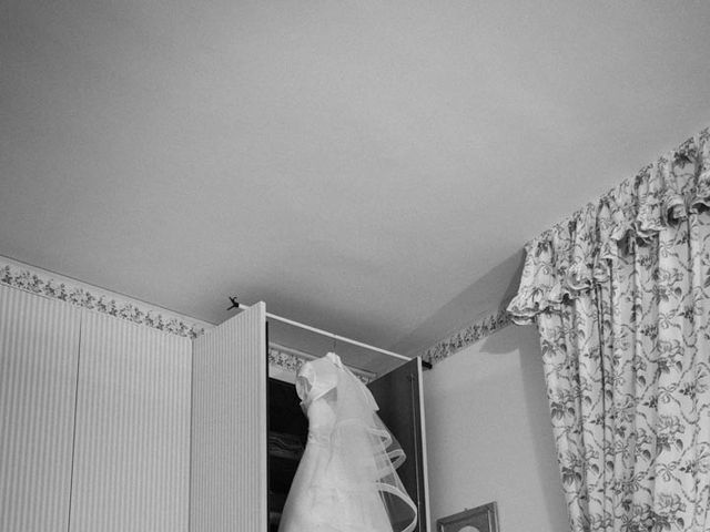 Il matrimonio di Moreno e Letizia a Monsano, Ancona 17