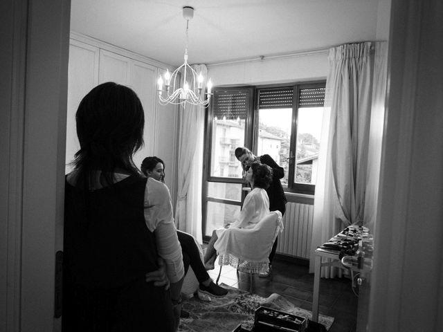 Il matrimonio di Moreno e Letizia a Monsano, Ancona 19