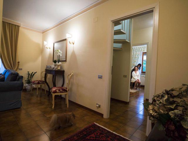 Il matrimonio di Moreno e Letizia a Monsano, Ancona 25