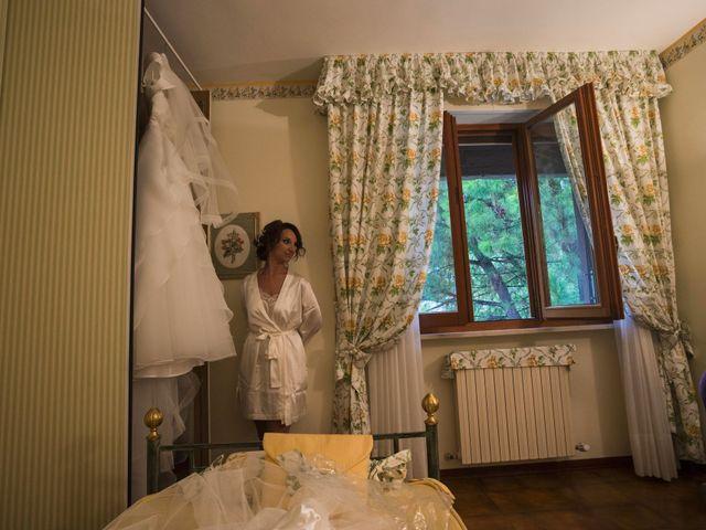 Il matrimonio di Moreno e Letizia a Monsano, Ancona 27