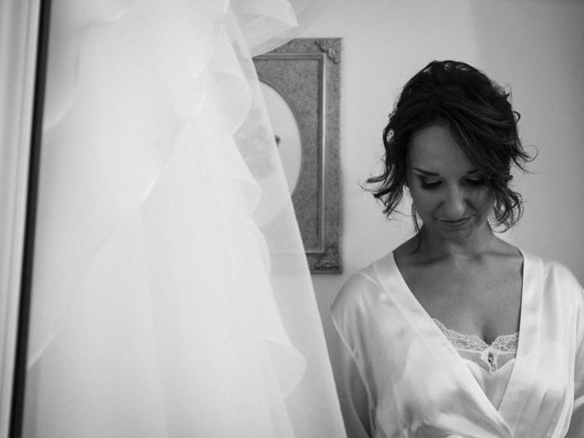 Il matrimonio di Moreno e Letizia a Monsano, Ancona 28
