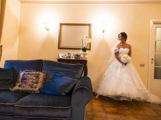 Il matrimonio di Moreno e Letizia a Monsano, Ancona 38