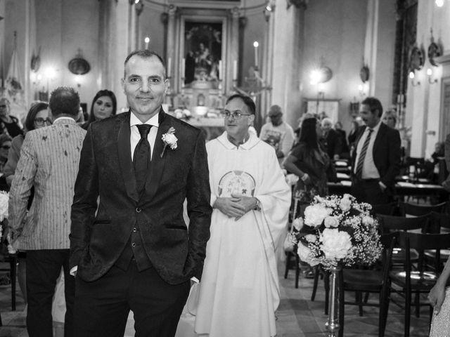Il matrimonio di Moreno e Letizia a Monsano, Ancona 40