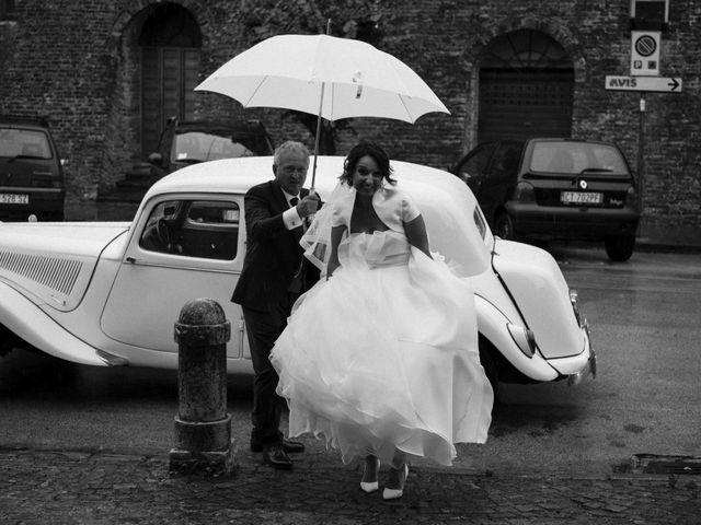 Il matrimonio di Moreno e Letizia a Monsano, Ancona 41
