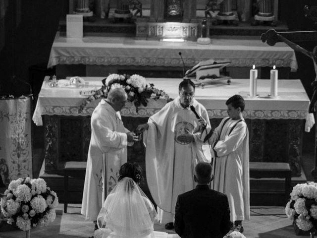 Il matrimonio di Moreno e Letizia a Monsano, Ancona 43
