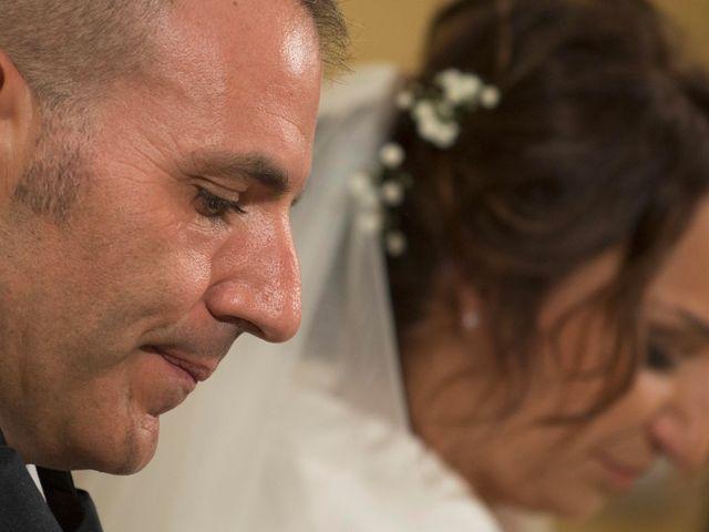 Il matrimonio di Moreno e Letizia a Monsano, Ancona 45