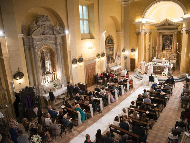 Il matrimonio di Moreno e Letizia a Monsano, Ancona 47