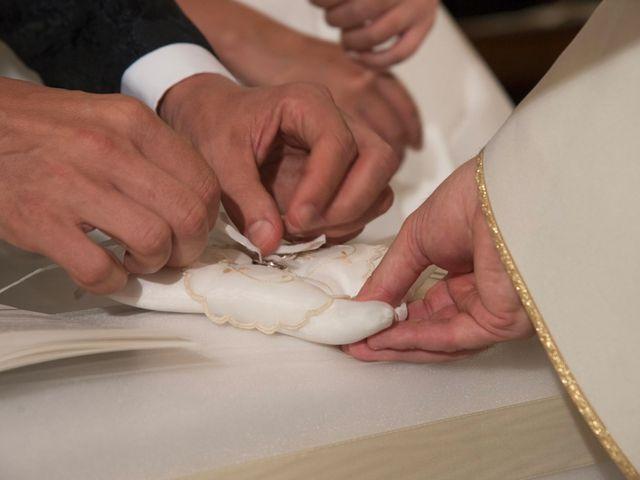 Il matrimonio di Moreno e Letizia a Monsano, Ancona 48