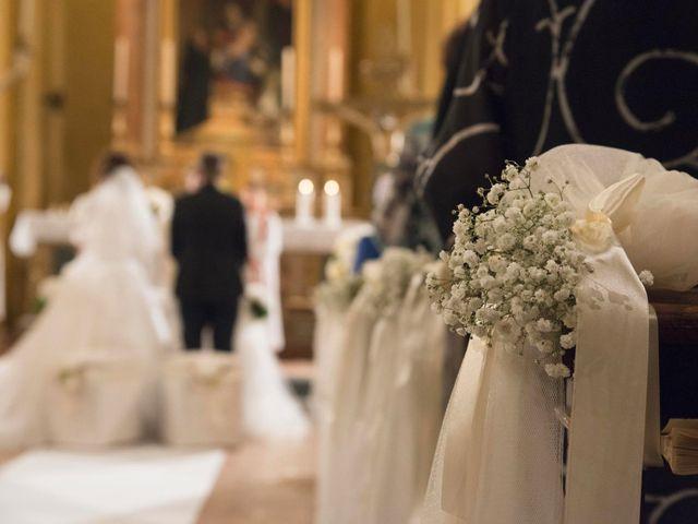 Il matrimonio di Moreno e Letizia a Monsano, Ancona 49