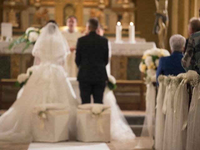 Il matrimonio di Moreno e Letizia a Monsano, Ancona 50
