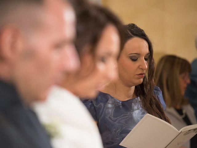 Il matrimonio di Moreno e Letizia a Monsano, Ancona 52