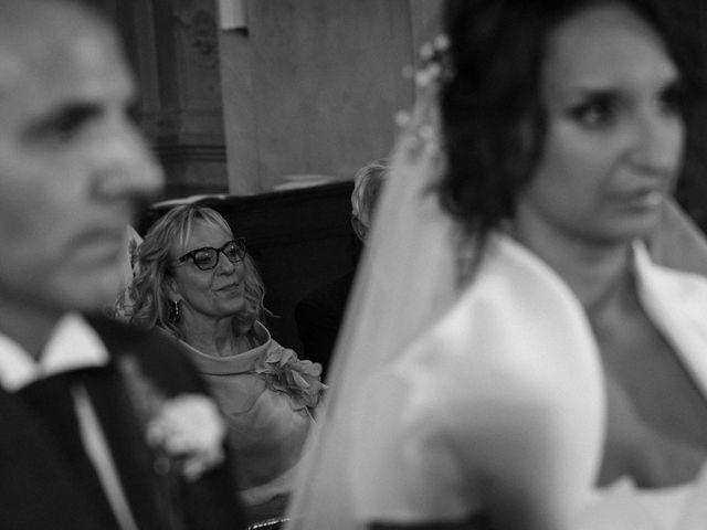 Il matrimonio di Moreno e Letizia a Monsano, Ancona 57