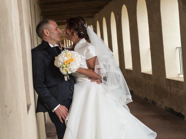 Il matrimonio di Moreno e Letizia a Monsano, Ancona 59